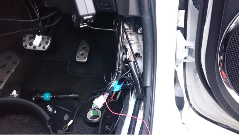 Pivot 3-DRIVE COMPACT 取付