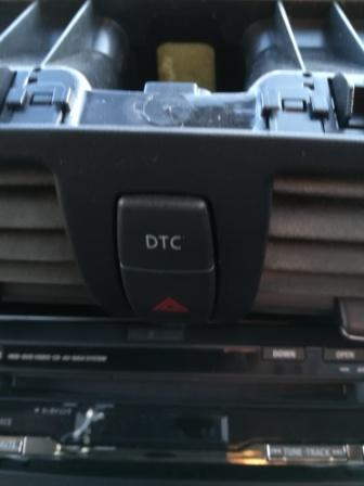 バックカメラモニター取り付け part1