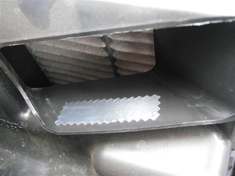 導電アルミテープチューン