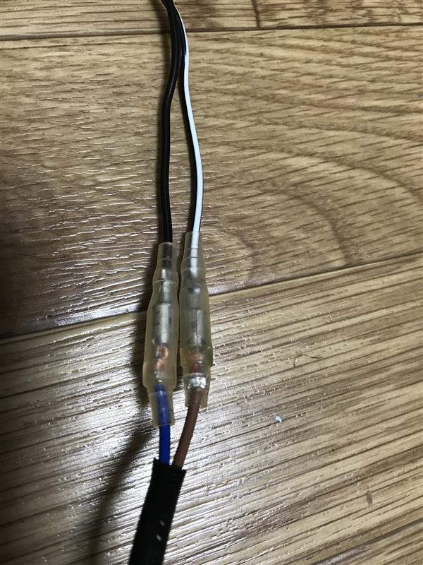 タケルくん電源プラグ交換 ODO_136,661km