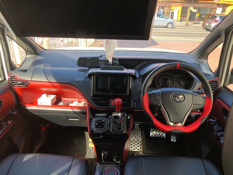2018/03/11 ルームミラー型ドライブレコーダーの外向きミラー対策