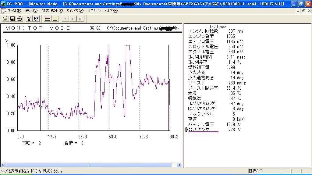 PLX DM-6 動作不良 No.3(Final)