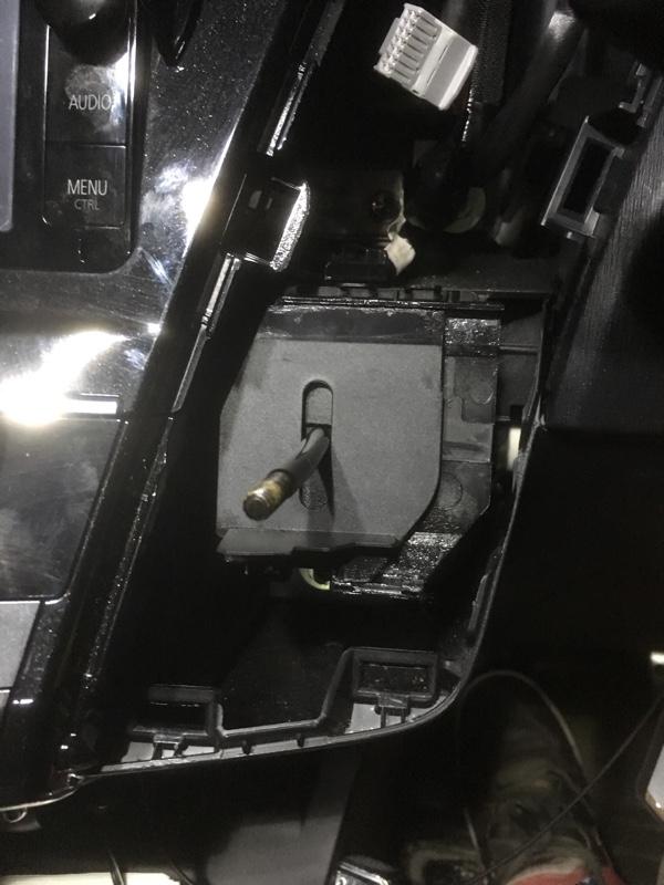 シフトノブ照明 LED化