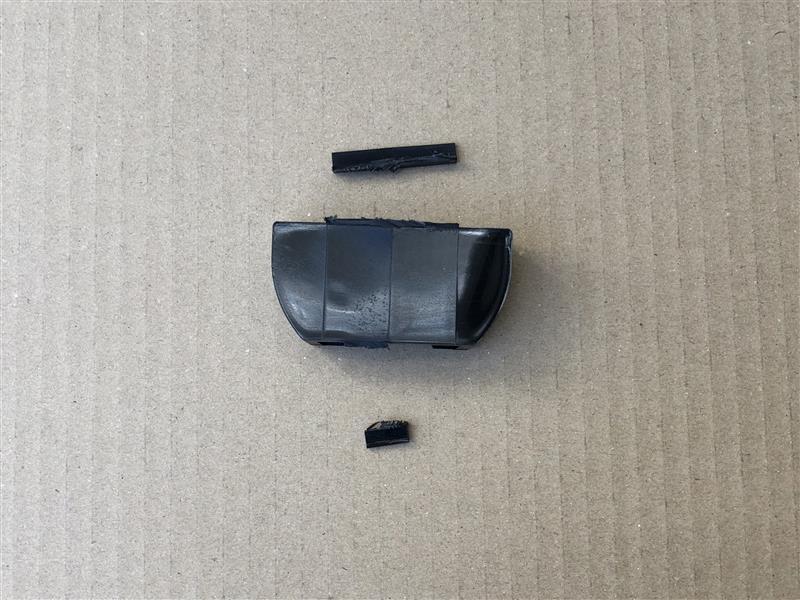 トヨタ純正部品 FUEL CAP HANGER 取付