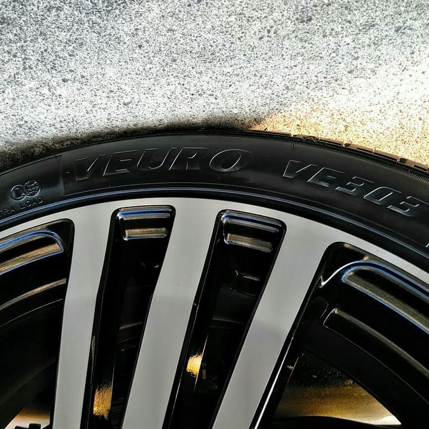 タイヤ交換&買い替え