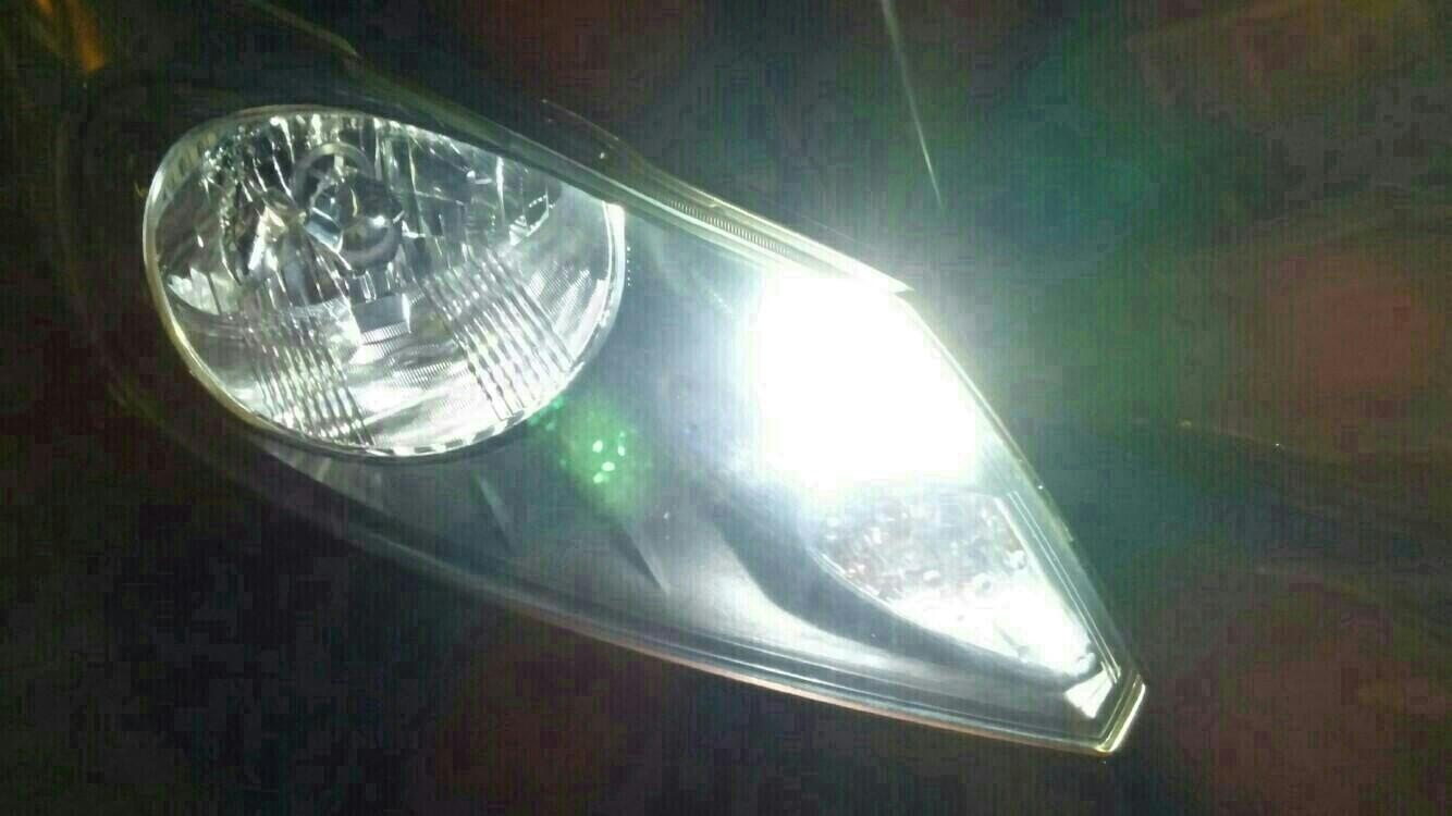 ポジションランプ LED 化