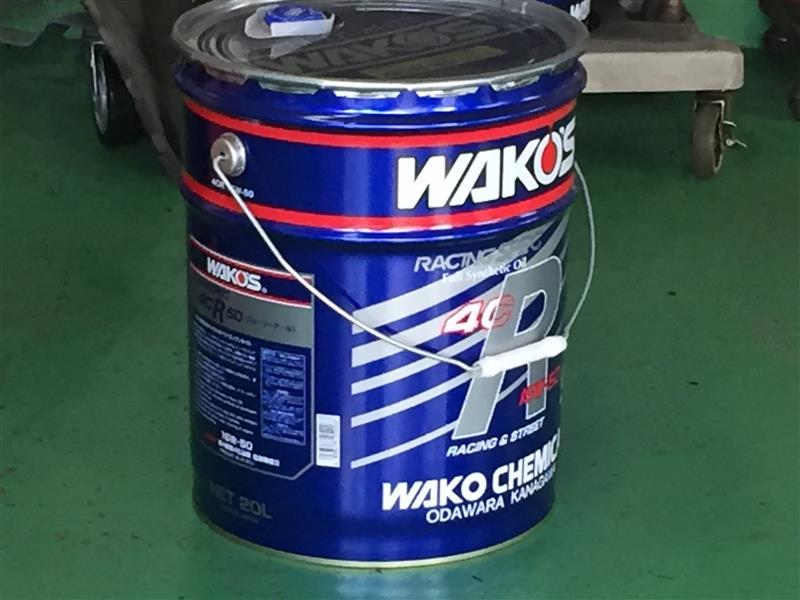 WAKO'S 4CR 15w-50