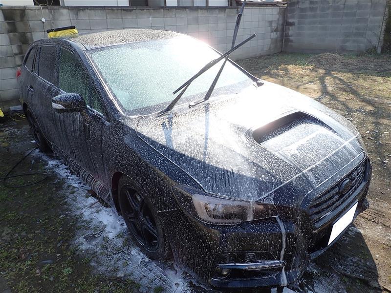 洗車2018年3月11日