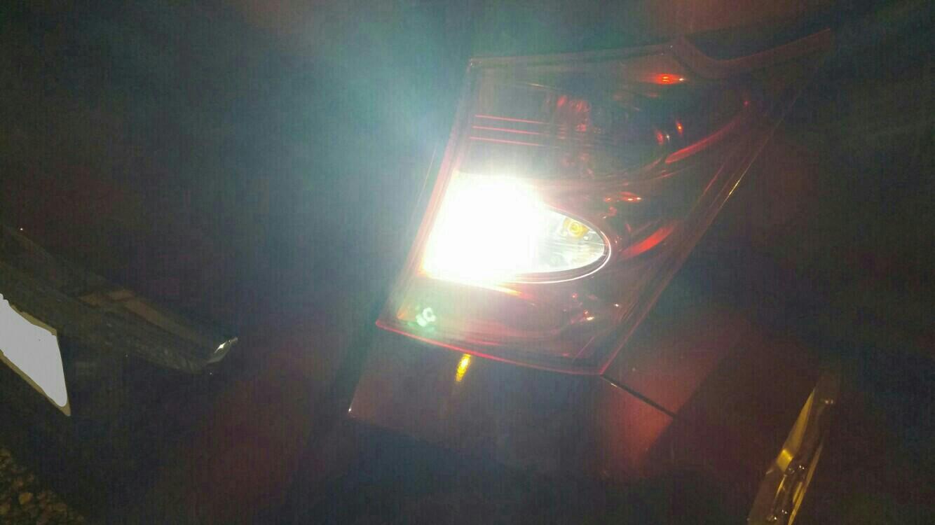 バックランプ LED 化
