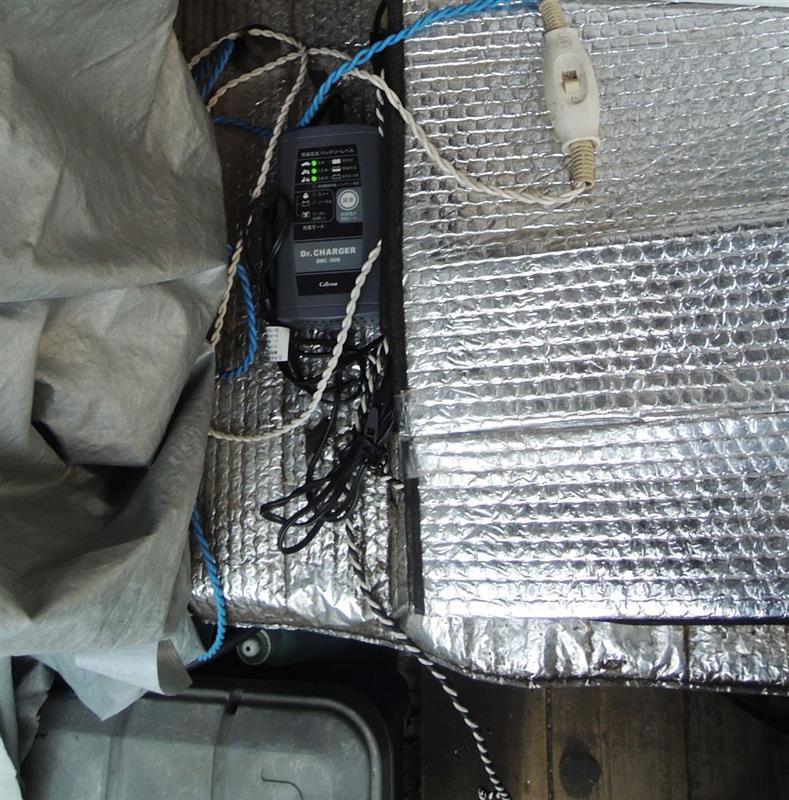 大ほげ研究室😊四六時中バッテリー維持システム