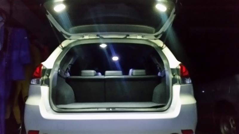 LED ラゲッジランプ 増設キット タッチセンサースイッチ付