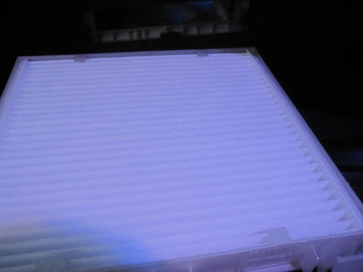 クラウンGRS200系 エアコンフィルター交換