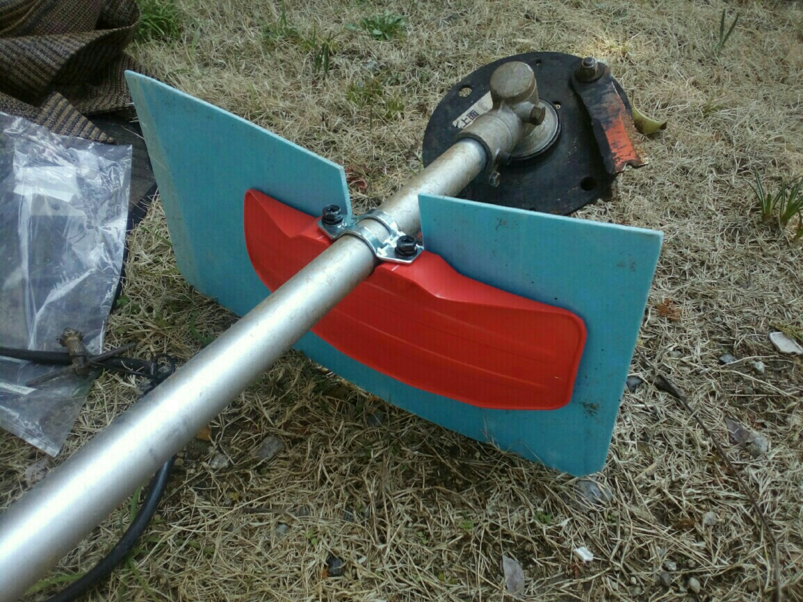 草刈機整備