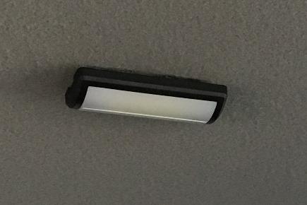 後席LEDルームランプ増設
