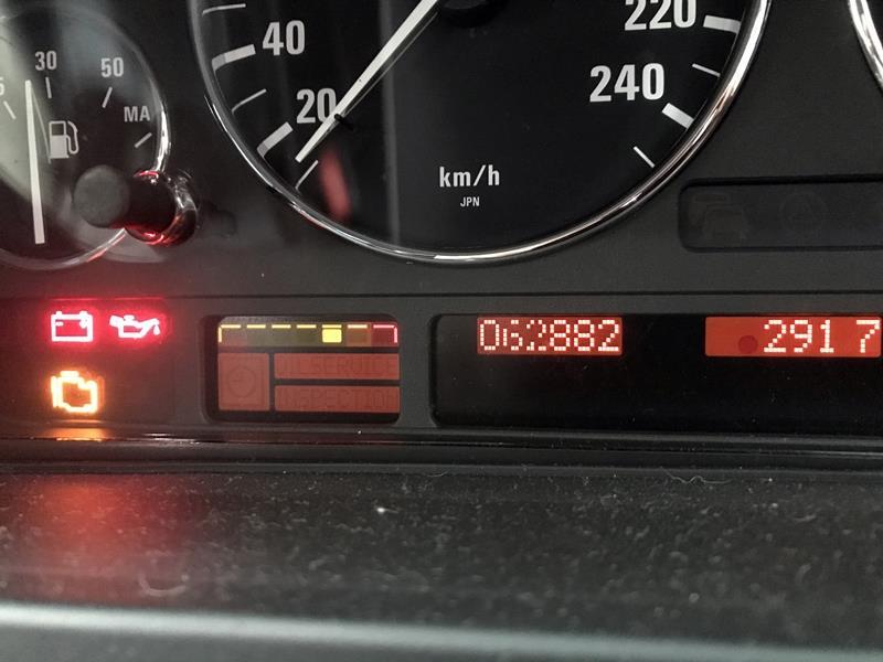 エンジンオイル&フィルター交換 【62,882km】