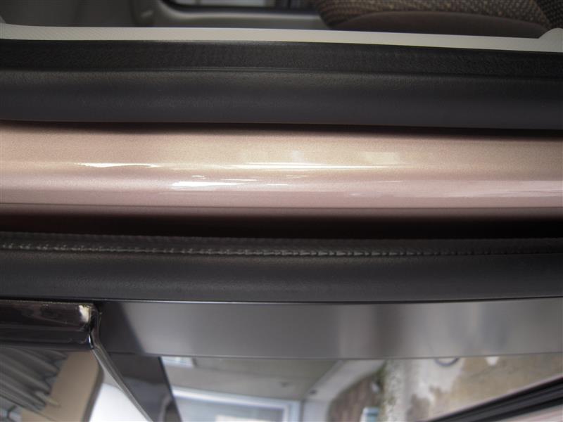 タント(LA600S) Bピラーの静音