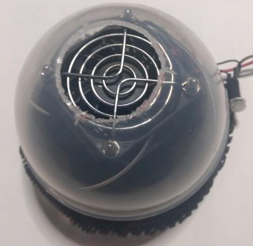 湿度除去装置の試作 その1