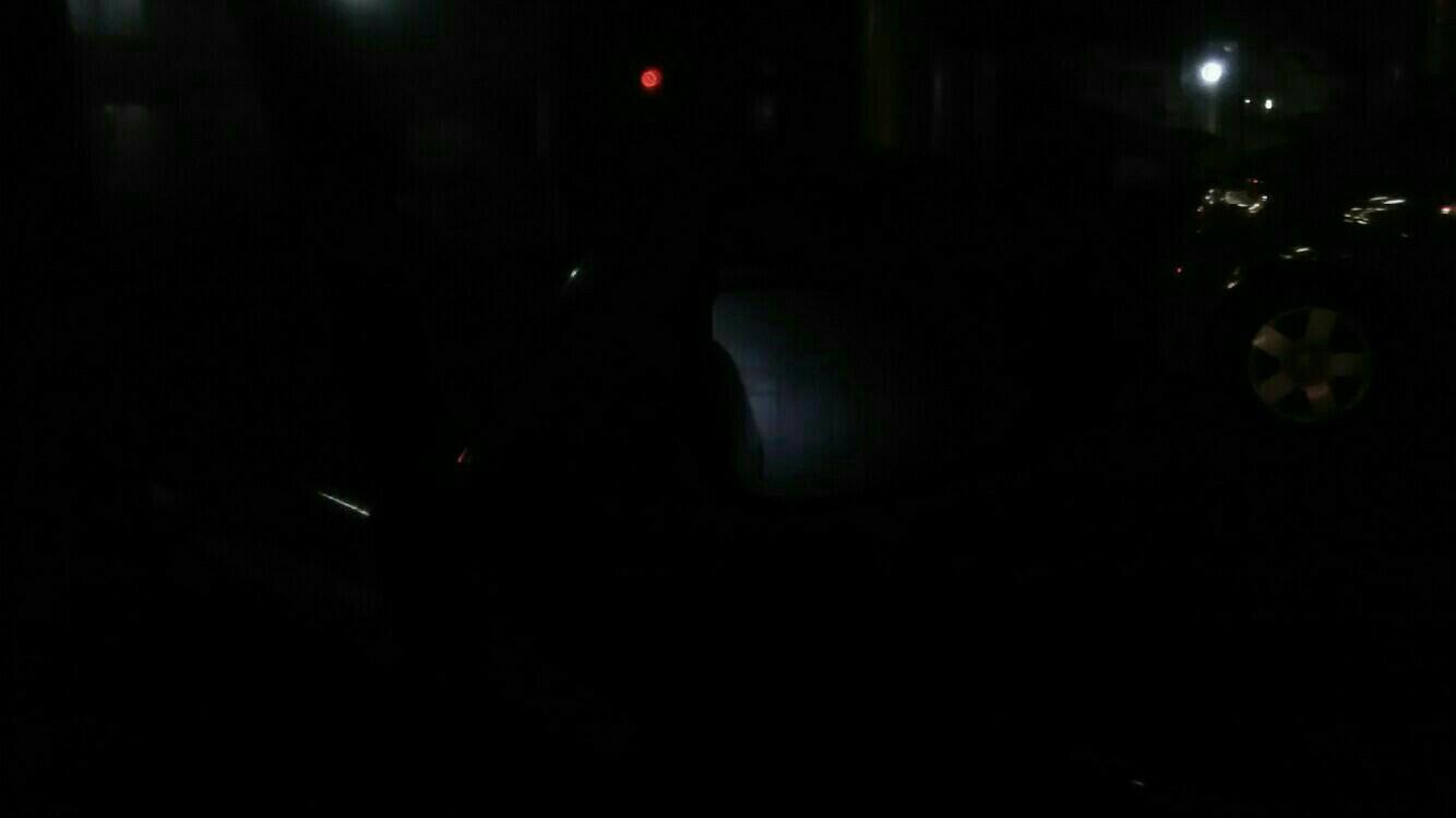 LED打ち替え、リア車高上げ