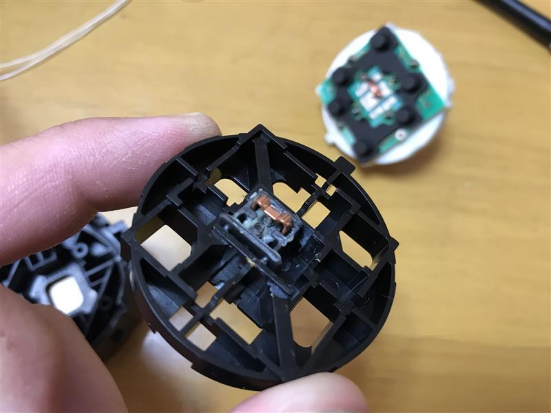 JZA80スープラ ミラースイッチ不調修理