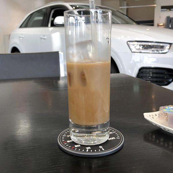 【Audi Freeway Plan】でのオイル交換 (2回目)