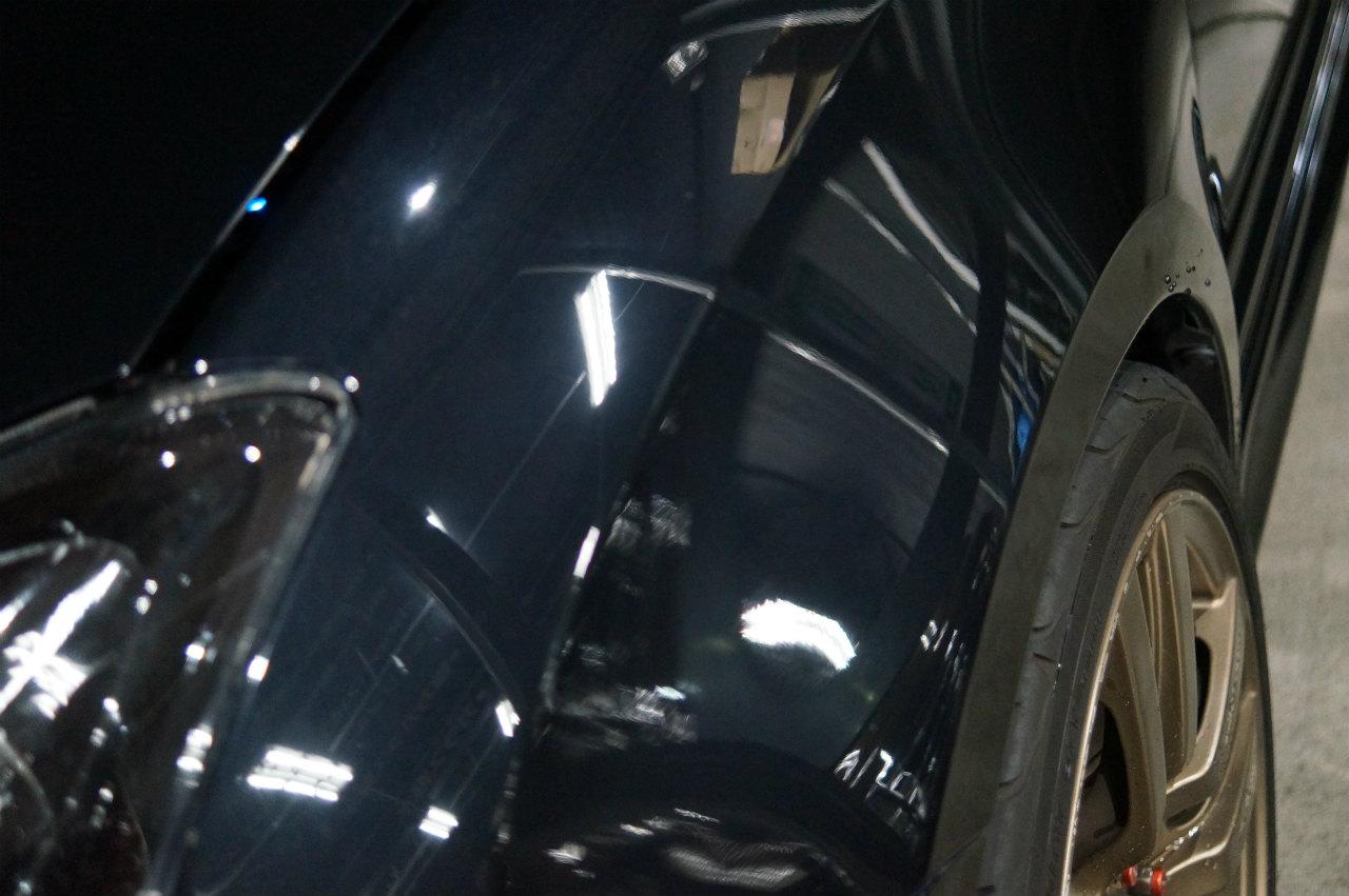 ys special ver.2 施工済み スイフトスポーツ 洗車にて御来店です^^