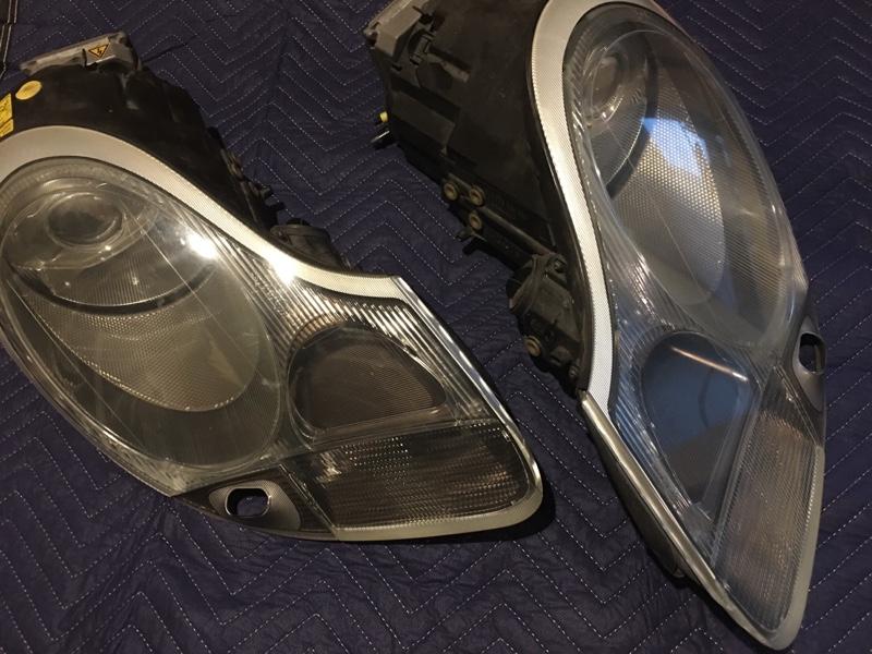 ヘッドライト HID交換