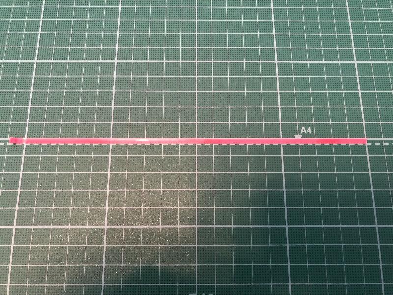ナイフレステープ(WrapCut)の使い方
