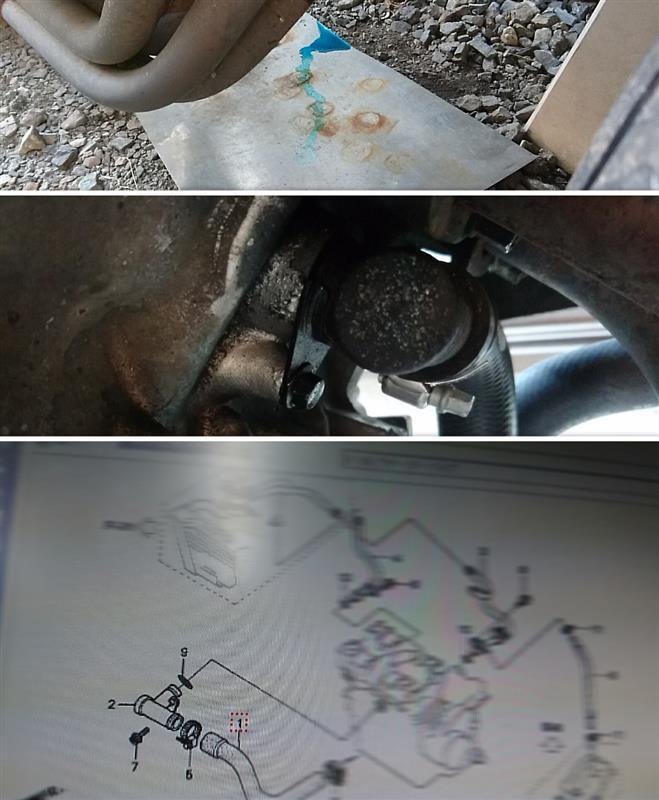 水道配管取り換え。