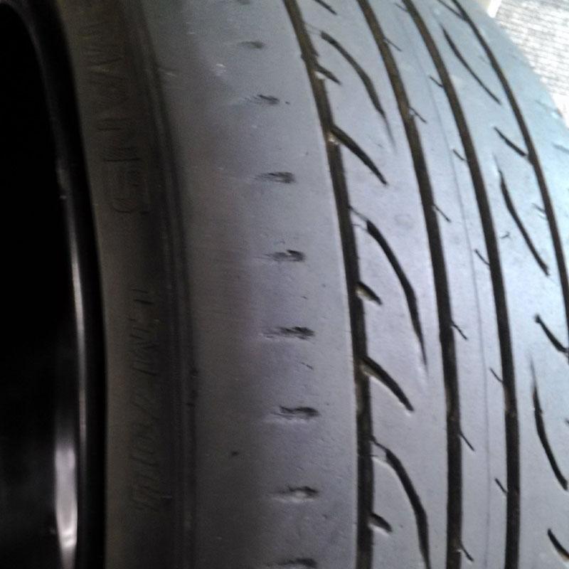 タイヤ交換&取り付け、履き替え