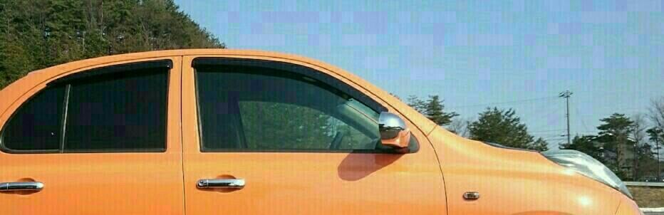 車検のチョロQーブ点検、清掃。