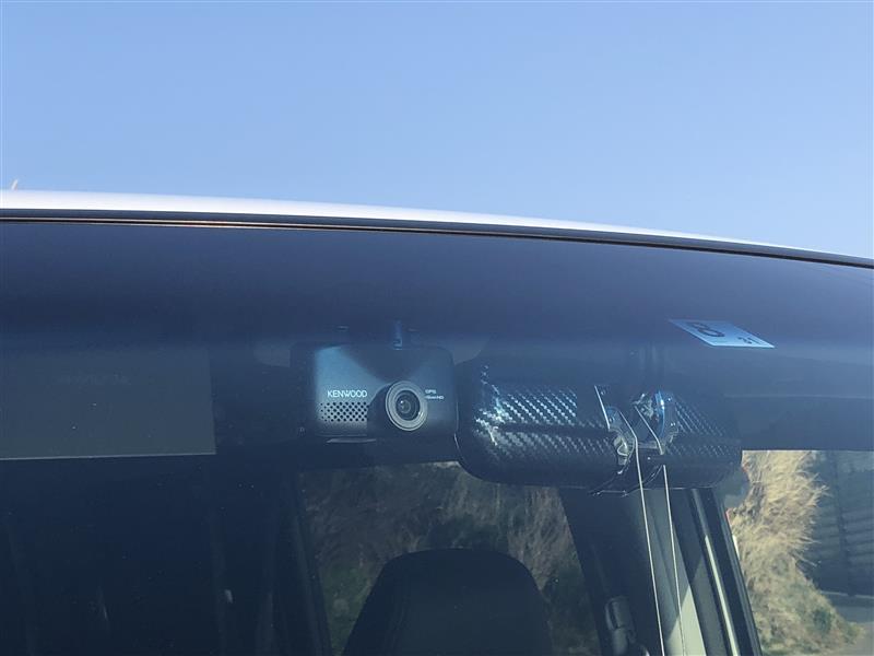 ドライブレコーダー(DRV-630)交換取り付け