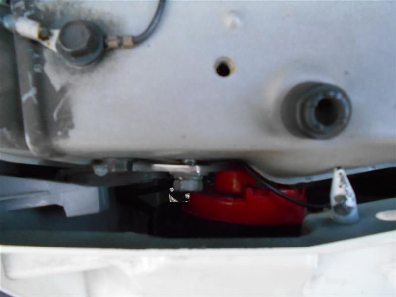 PASSO 整備備忘録 117 (FIAMM CTE/Miniホーン 取付け向き変更・DIY)
