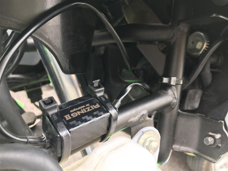 180311 ヘッドライト&ポジションランプ LED化