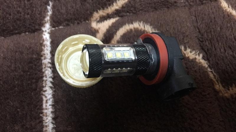 フォグ PHILIPS   X-treme Ultinon LED H11 LED Headligh