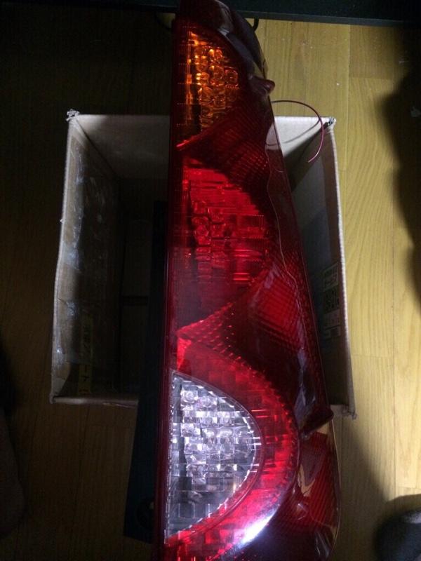 LEDテール製作①