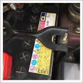 バッテリー液補充と電撃ゲルマの画像