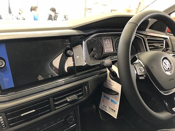 Golf 7 Discover Pro 無音不具合・ノイズ修理