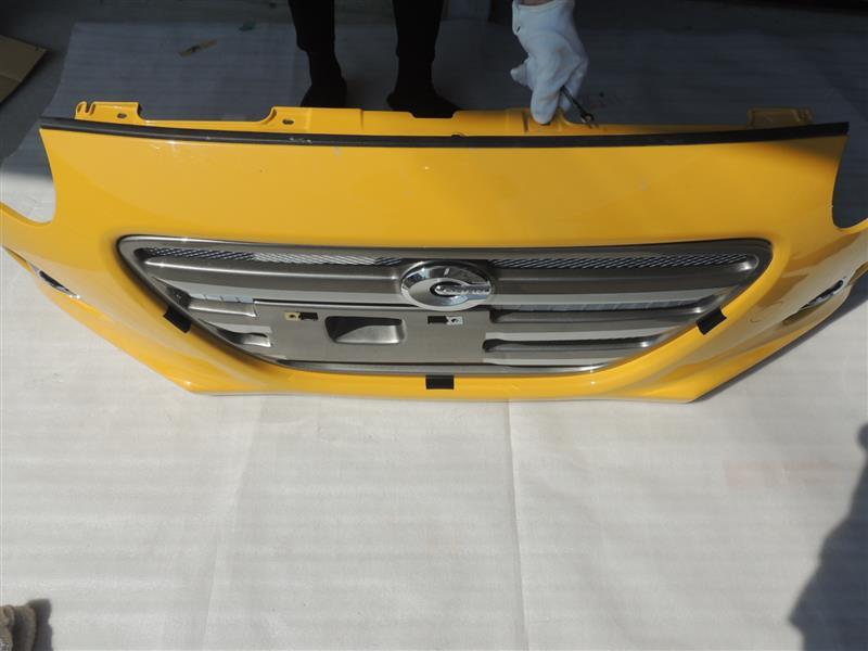 LA400Kコペンセロ フロントグリルの取り付け方