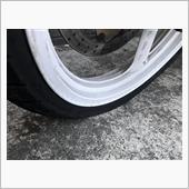 タイヤの空気漏れ修理