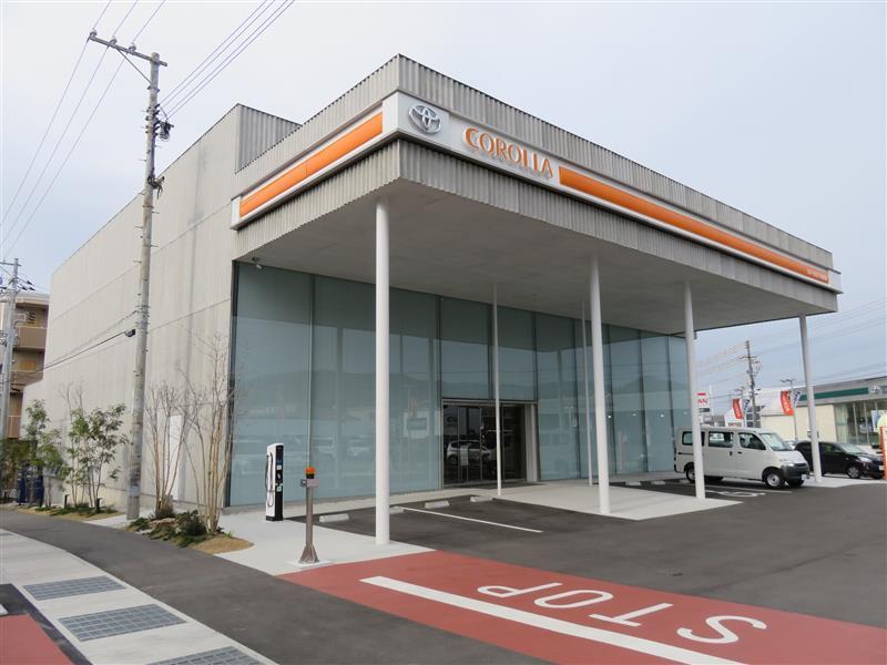 【板金修理】フロントバンパー等交換