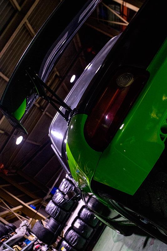 Honda Beat ホンダ・ビート ワイド・フェンダー