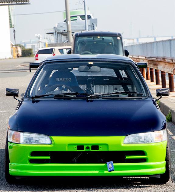 Honda Beat ホンダ・ビート