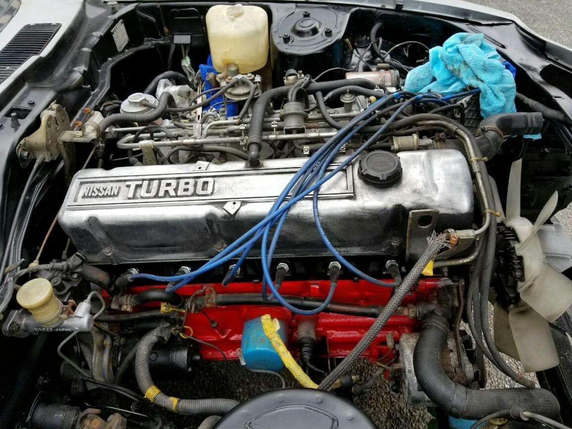遂に、、、エンジン載せ替え完了