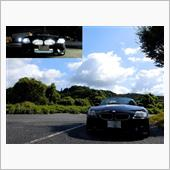 【BMW Z4M】Radiator Grille LED Illumination