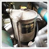 エンジンオイルとオイルフィルター交換