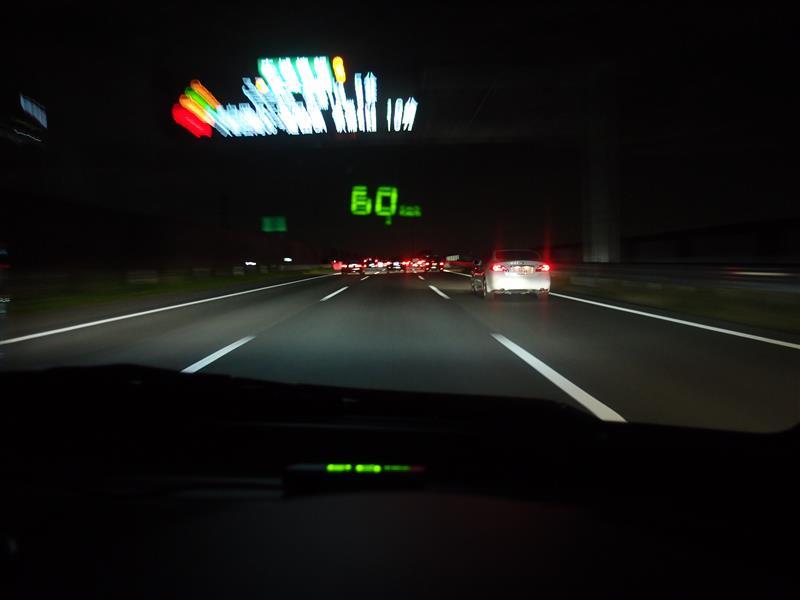 FIT(GD1) PGS 車速HUD