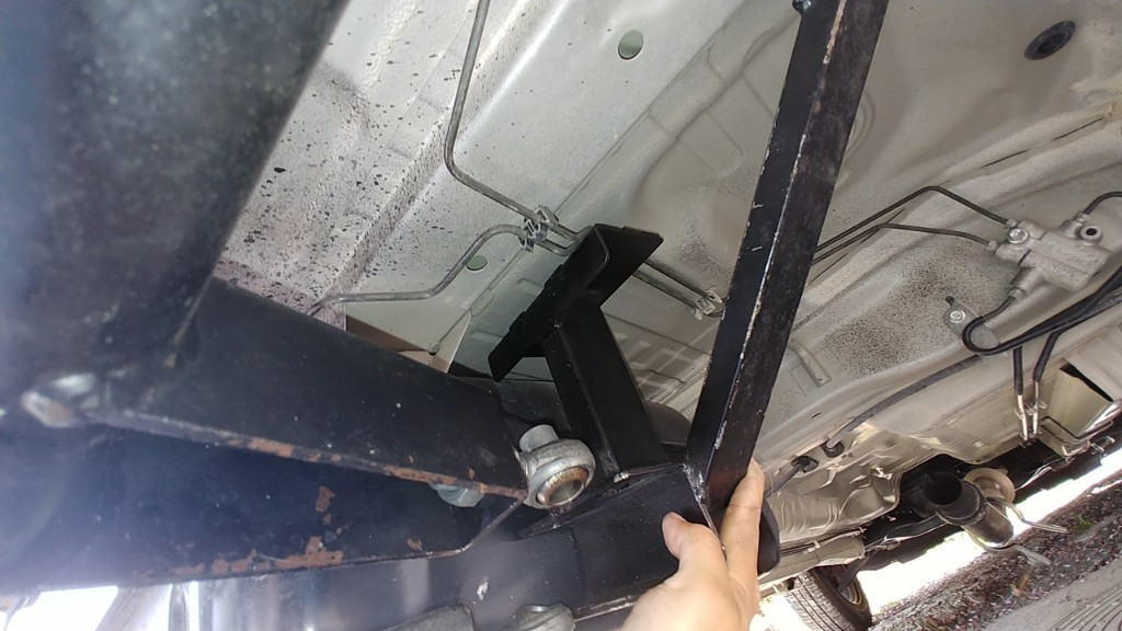 【HA25S/1型】アヒル足取付記録【3】