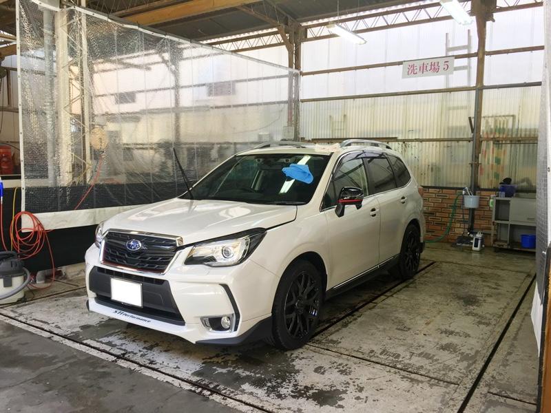 15度目の洗車