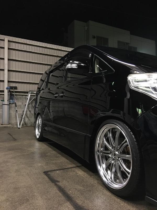 またまたコッソリ洗車(*'▽'*)