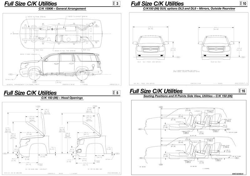 GMの整備情報サイト「GM Upfitter 」